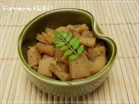 【農家のレシピ】タケノコの佃煮