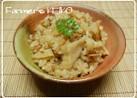 【農家のレシピ】タケノコご飯