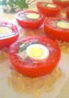 野菜の寒天トマトファルジー