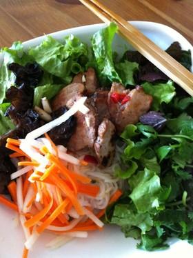ベトナム爽涼✿バーミセリ麺サラダ♪