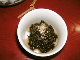 コンソメでリッチな食べきり海苔の佃煮♪