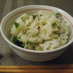 天ぷらリメイク→めっちゃおいしい混ぜご飯