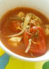 簡単!ホールトマト1缶で食べるスープ☆
