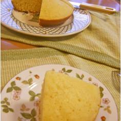 簡単ホットケーキ(バースデー用)