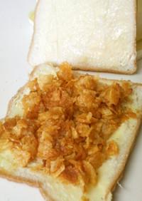 クランチーポテチぃ☆サンドイッチ