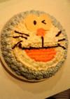 ドラえもん☆ドームケーキ