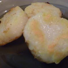 長芋のバター醤油ソテー