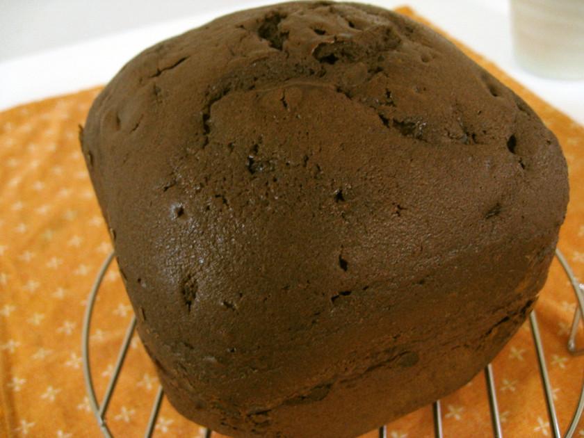 HB*HM*超簡単!チョコパウンドケーキ