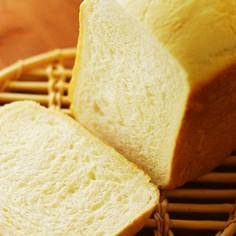 HBで早焼きパン*ふわっもちっ!食パン