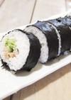 *照り焼きチキン巻き寿司*