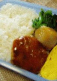 お弁当2004.5.26