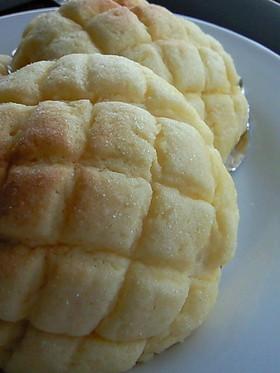 HBでふわふわ*大きめメロンパン