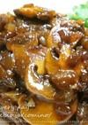 バルサミコソースのハンバーグ