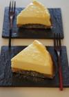☆焼くまで10分☆濃厚チーズケーキ