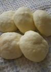 卵白・サラダ油・天ぷら粉でレンジクッキー