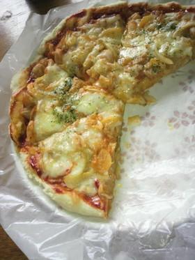 発酵なし ビニール袋で簡単ピザ生地