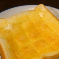 *私の秘密のシュガートースト*