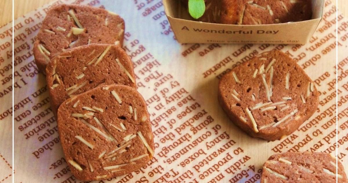ココア クッキー レシピ ココアクッキーレシピ・作り方の人気順 簡単料理の楽天レシピ