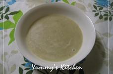 風邪をひいたら、蓮根と生姜のスープ