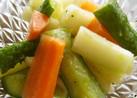 デリ風☆野菜のさっぱりサラダ漬け