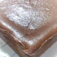 しっとり☆ベイクドチョコチーズケーキ