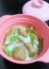 仙台麩で即席!レンジで玉子スープ