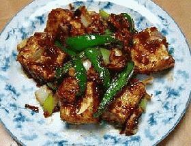 中華風味噌炒め