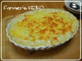 【農家のレシピ】簡単☆ポテトグラタン