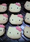 キティちゃん☆クッキー