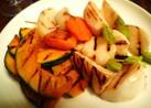 焼き野菜のグリル