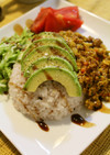 カフェ風☆豆腐のベジドライカレー