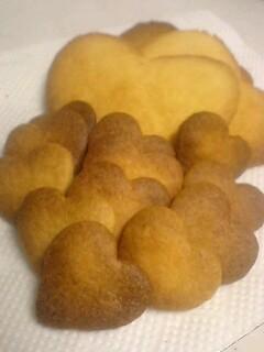 ハ〜トいっぱいのクッキー