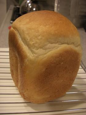 HBで☆じゃがいも食パン