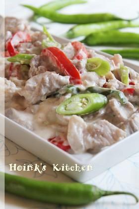 フィリピンの味★豚肉のココナッツミルク煮