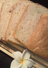 ☆HBで ココナッツミルくるみパン☆