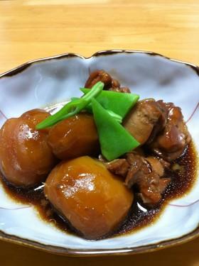 ★簡単★煮るだけ 鶏肉とジャガイモ甘辛煮