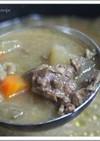 根菜の和風ビーフシチュー