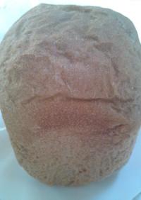 HBでおからパウダー入りコーヒー食パン