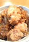 ヘルシー鶏つくね(豆腐でかさ増し♪)