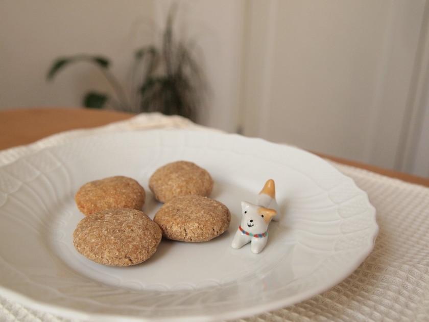 ダイエットに!簡単おからバナナクッキー☆