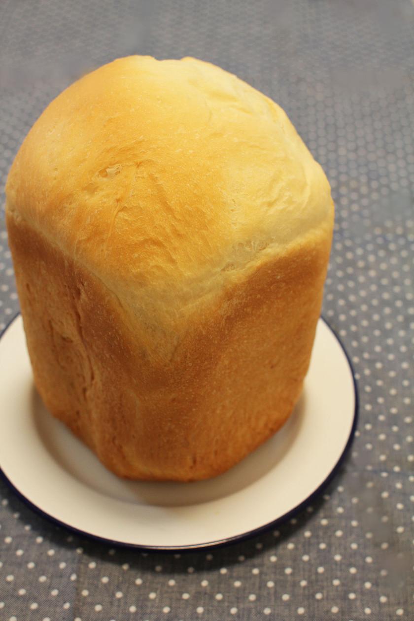 HBでふわっ♪子供も安心の毎日食パン☆