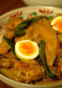 鶏手羽の甘酢煮