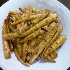 ♫ 細筍のピリ辛味噌炒め ♫