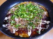 居酒屋の味 簡単*ふわとろ山芋の鉄板焼きの写真