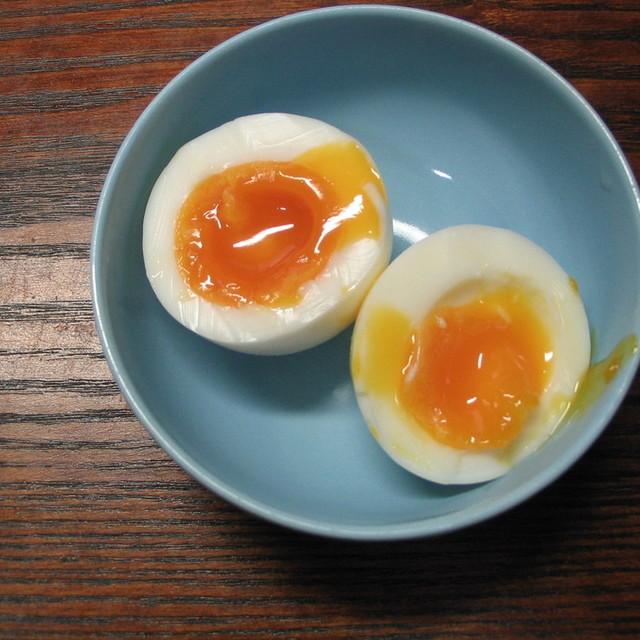 卵 電子 レンジ 温泉