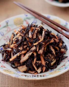 ひじきの煮物☆