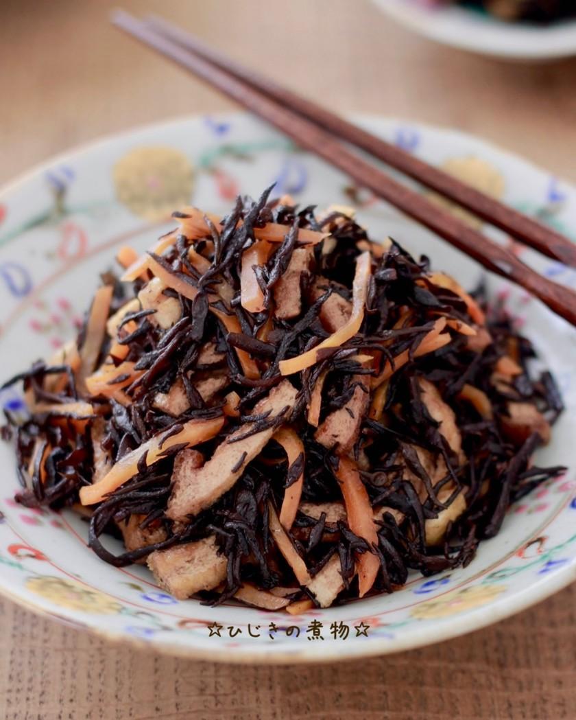 ☆ひじきの煮物☆