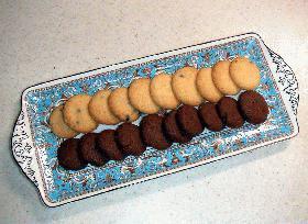とっても簡単、さくさくクッキー!