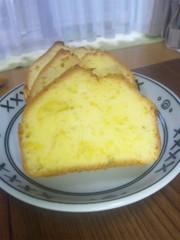 簡単☆ さわやかミカンケーキ♪の写真