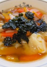 韓国料理☆スジェビ(수제비)